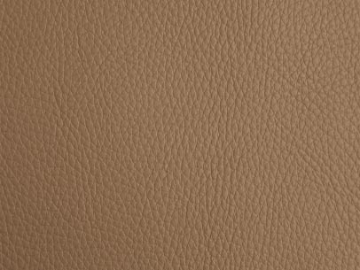 Toffee leather tile